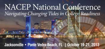 NACEP National Conference | Jacksonville, FL | October 19-21, 2013
