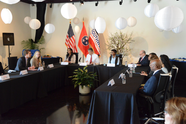 Dual Enrollment Roundtable with Secretary Duncan