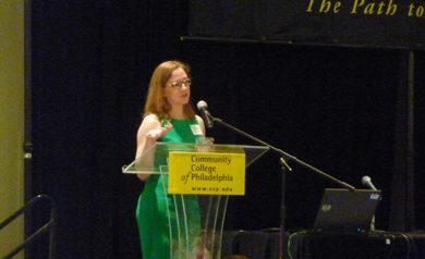 speaking at Mid-Atlantic Regional Conference