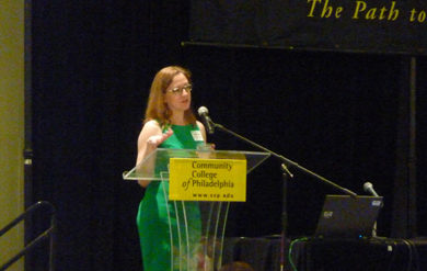 speaking at Mid-Atlantic Regional Conference
