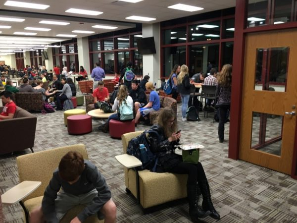 Fishers Student Commons