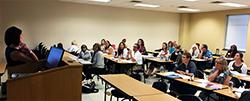 Austin Summer Accreditation Institute attendees