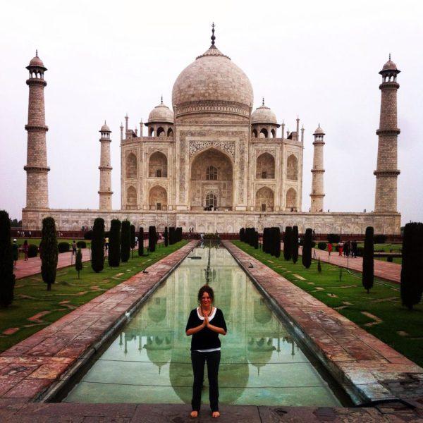Kris Kadaji in India