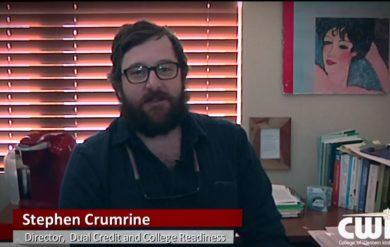 Stephen Crumrine-CWI